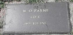 William O'Neal Payne