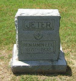 Benjamin Lee Jeter
