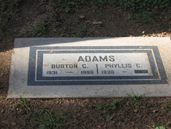 Burtin C Adams