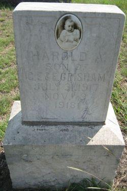 Harold A. Grisham