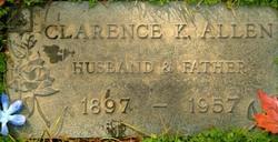 Clarence Knight Allen