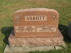 Eugene Francis Abbott