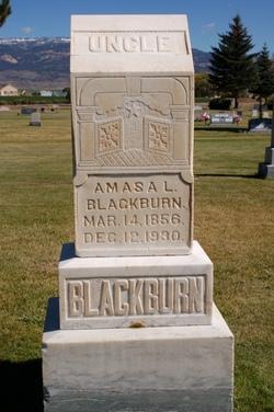 Amasa L Blackburn