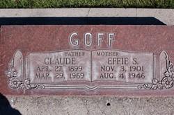 Effie <i>Stewart</i> Goff
