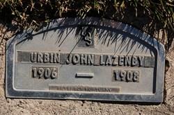 Urban John Lazenby