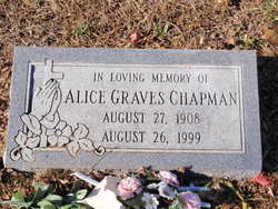 Alice <i>Graves</i> Chapman