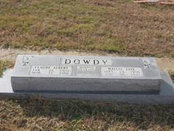 Hallie Faye <i>Walters</i> Dowdy