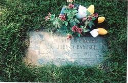 John D. Babusch