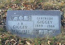 Gertrude <i>Crosby</i> Giggey