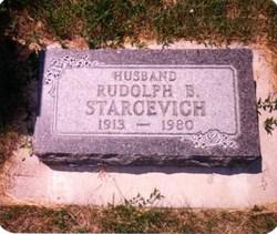Rudolph Blaz Starcevich