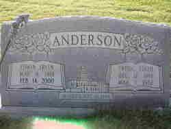 Freda Edith Anderson