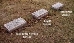 Alice Lottie <i>Morrison</i> Cravens