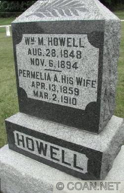 Permelia A. <i>Payne</i> Howell