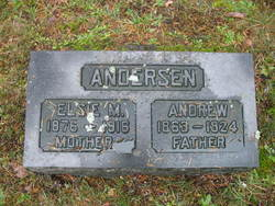 Elsie Marie <i>Svinth</i> Andersen