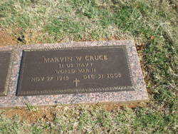 Marvin Winfred Cruce