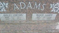 Alden Swapp Adams