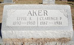 Clarence Painter Aker