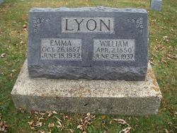 Emma <i>Simms</i> Lyon