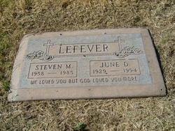 Steven Michael Lefever