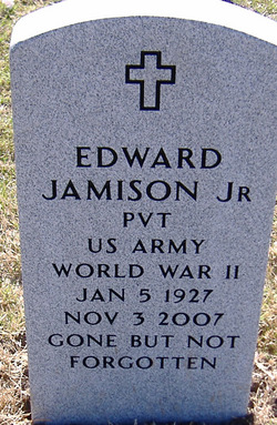 Edward Jamison, Jr