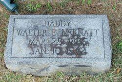 Walter Ernest McKnatt