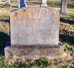 Jane <i>Nivens</i> Chapman