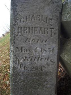 Charles M Charlie Arheart