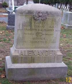 Charlotte Frances <i>Brittain</i> Alexander