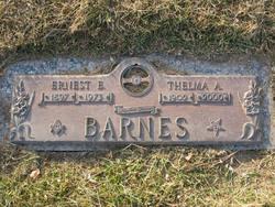 Thelma Anderson <i>Ross</i> Barnes