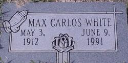 Max Carlos White
