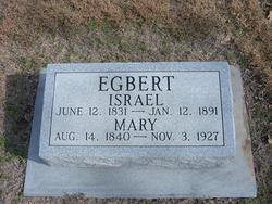 Israel Egbert