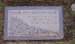 Eleanor Anna <i>Murtaugh</i> Collier
