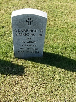 Clarence Harold Simmons, Jr