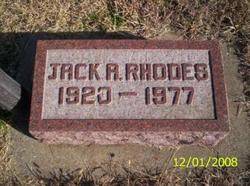Jack A Rhodes