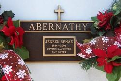 Jeneen Renae Abernathy