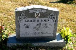Gracie O. James