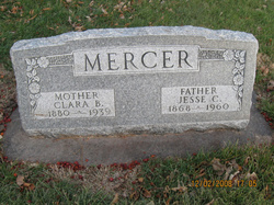 Clara B. Mercer