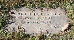 Fred H. Holland, Sr