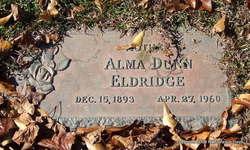 Alma Dunn Eldridge