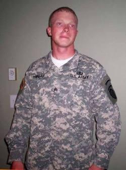 Sgt Evan Lee Minnear
