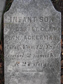 Infant Ackerman