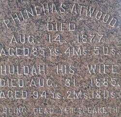 Huldah <i>Haskell</i> Atwood