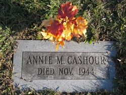 Annie Melinda <i>Wright</i> Cashour