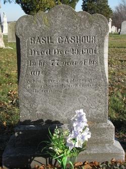 Basil Cashour