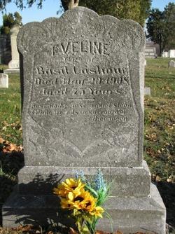 Eveline <i>Dempsey</i> Cashour