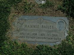 Mammie <i>Gaither</i> Bailey