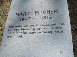 Mary Pitcher