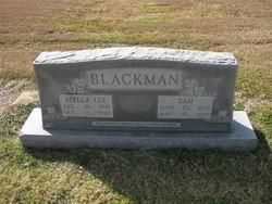 Stella Lee <i>Polk</i> Blackman
