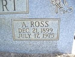 Alfred Ross Burt