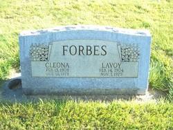 Cleona <i>Banford</i> Forbes